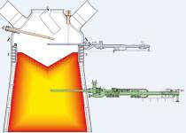 Měřící technika TMT pro vysoké pece