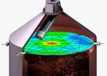 TMT SOMA™ - 2D akustické měření teplotní distribuce vysokopecních plynů v peci